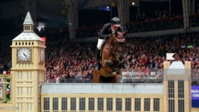 Cupido (L'Esprit x No Limit) with Guy Williams (GBR)